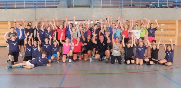 Esslinger Volleyball Trainingscamp