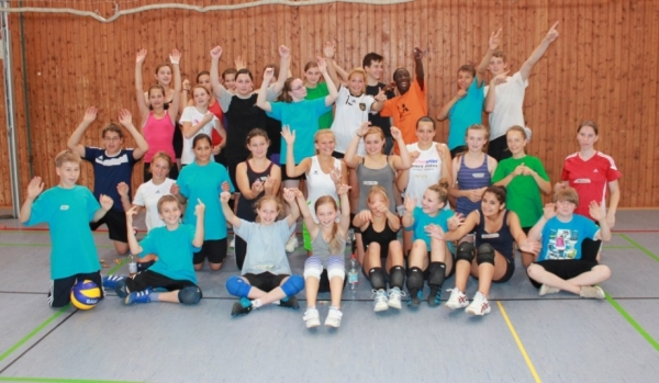 Esslinger Volleyball Trainingscamp 2012